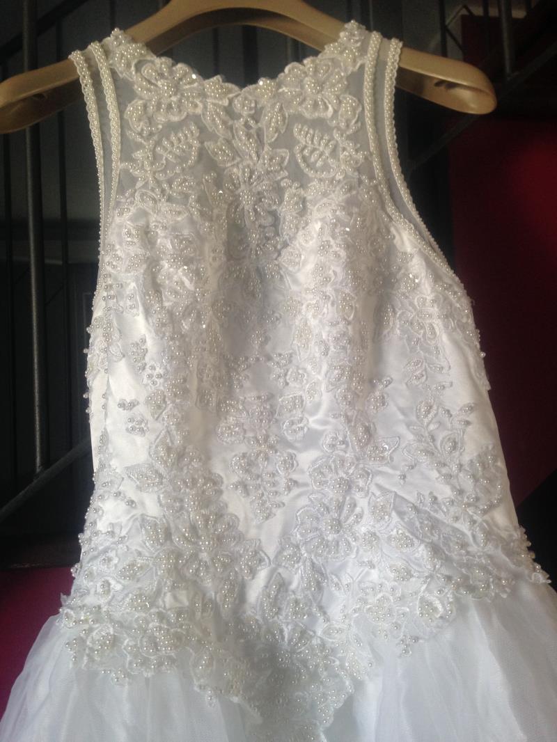 664093704620 Vendo Abito Da Sposa - Abbigliamento e Accessori